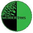 webber trees and greenspaces logo